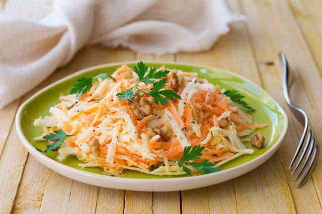 простые рецепты весенних салатов