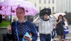 Вторая волна майских праздников: К Москве опять приближаются опасные грозы