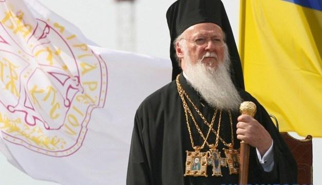 Патриарх Варфоломей передал поздравление с Днем крещения Руси-Украины