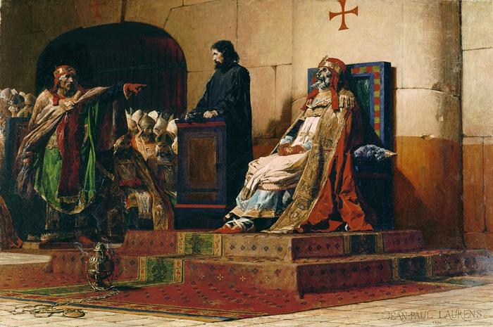 Pope Formosus and Stephen VI