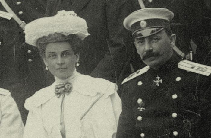 Князь и княгиня Юсуповы в 1907 г. | Фото: prometey-spb.su