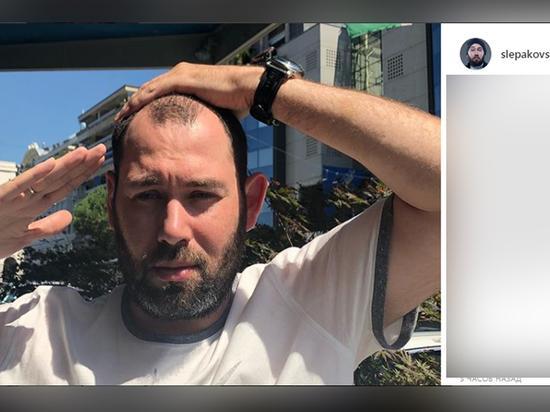 Слепаков извинился перед сборной после ЧМ-2018