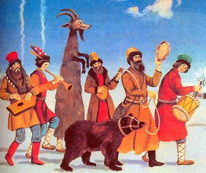Первый блин – медведю. И только четвертый – себе. /Фото:tayni-veka.ru