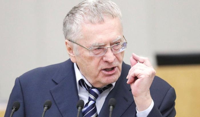 Жириновский пригрозил выходом ЛДПР из Госдумы после задержания Фургала