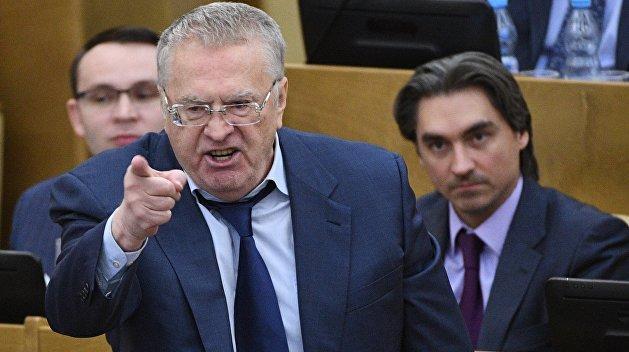 Жириновский рассказал, кого нужно посадить, чтобы между Украиной и Россией не осталось вражды