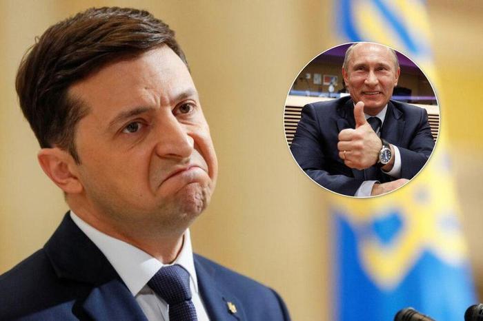 Зеленский озвучил Украине условия капитуляции перед Россией