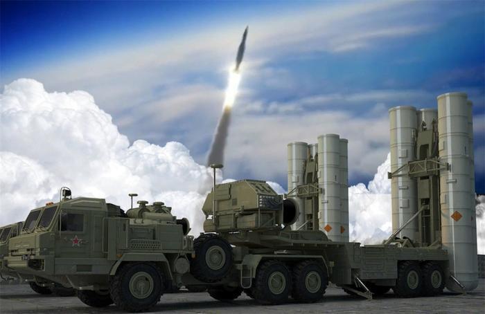 ЗРК на учениях ПВО. Фото из Гугла с лицензией на использование