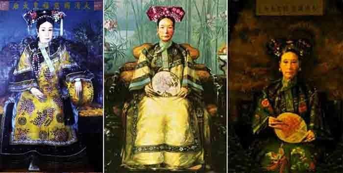 Портреты императрицы Цы Си