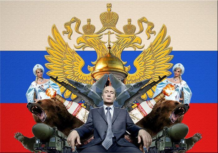 Таким они видят Путина