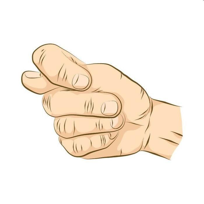 картинка фига сложенного из пальцев выбрасывают небольшими порциями