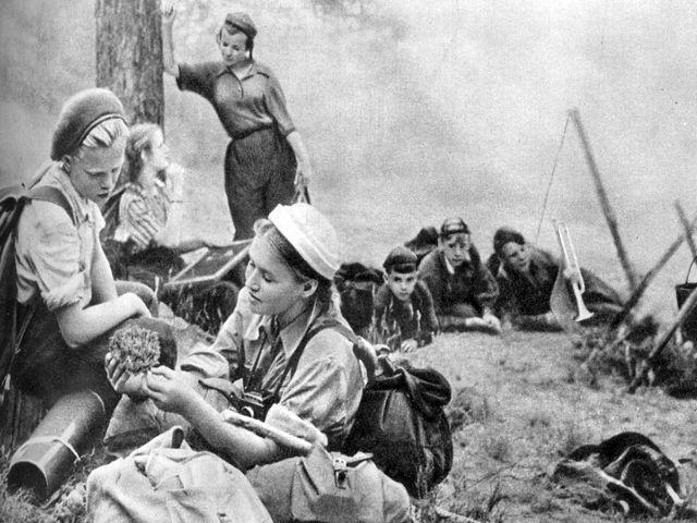 Туризм в Крыму в довоенный период Крым на Перекоп.Инфо