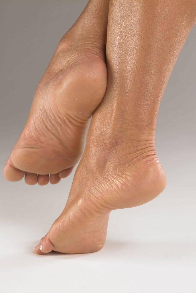 Видео пяточки ножки женские и