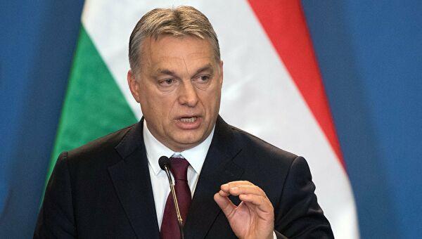 """Премьер-министр Венгрии Орбан: «Преклонению колена нет места на стадионах""""."""