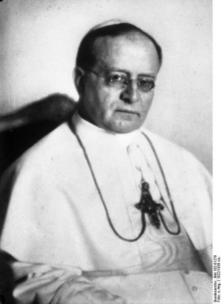 Папа Римский  Пий XI