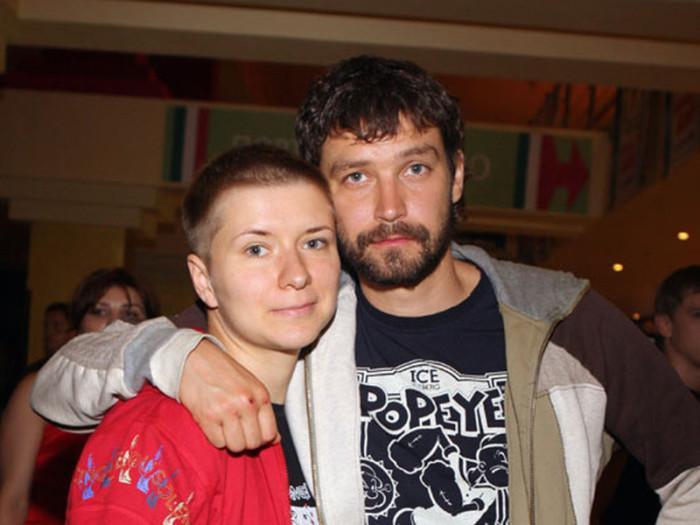 Валерия Римская и Владимир Крестовский. / Фото: www.woman.ru