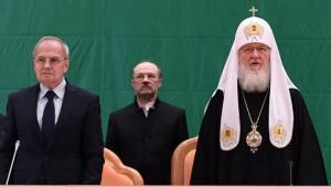 Зорькин и Патриарх