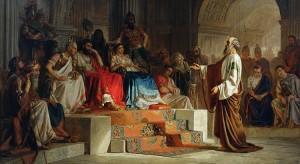Суд над Павлом