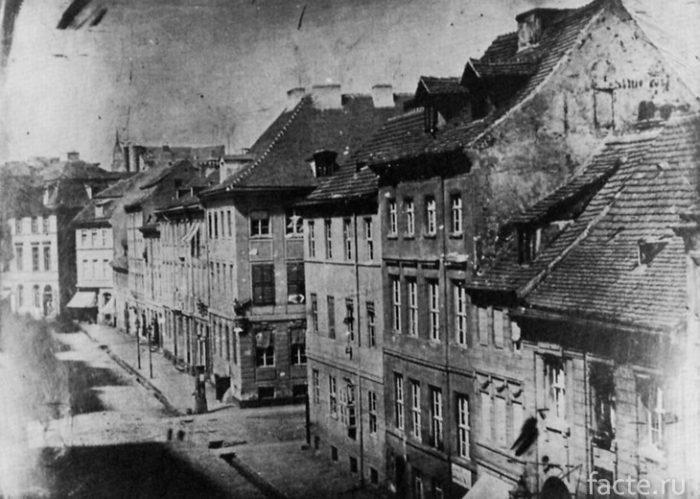 фото Берлина 1840