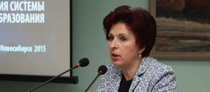 Ирина Мануйлова первый зам министра образования Ольги Васильевой