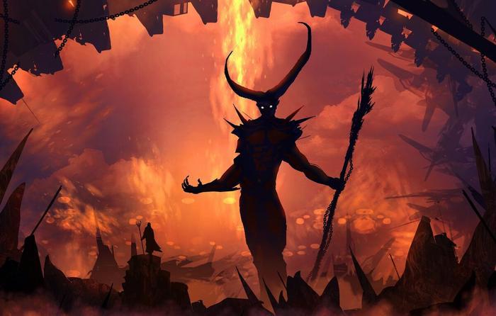 В ад никто не попадет… Его Бог построить забыл
