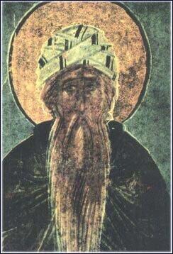 Исаак Сирин, Отец Церкви (Иллюстрация из открытых источников)