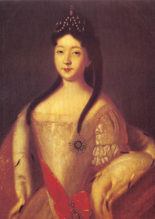 Анна Петровна - супруга герцога Гольштейн-Готторпского Фридриха-Карла.