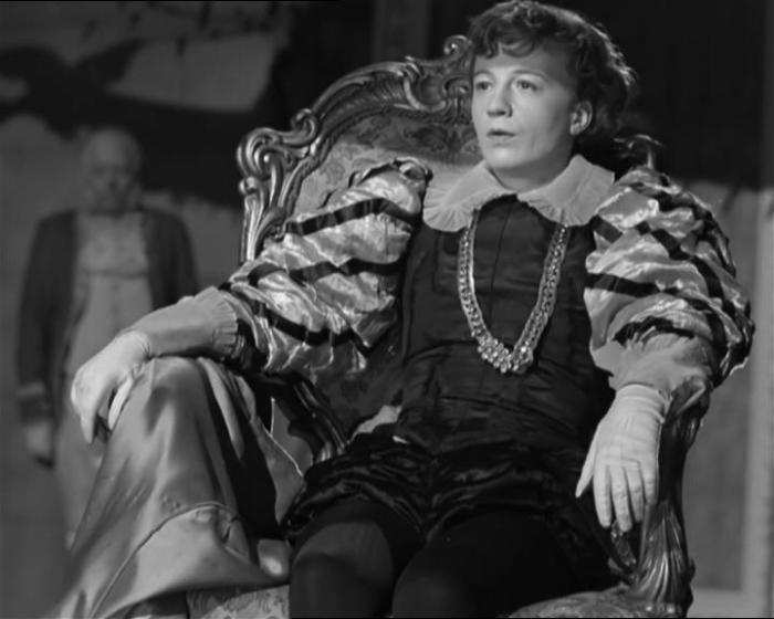 Алексей Консовский, кадр из фильма «Золушка», 1947 год. / Фото: www.kino-teatr.ru