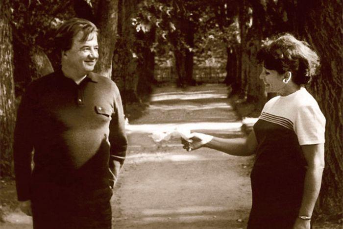 Алексей Консовский и Марина Колумбова. / Фото: www.24smi.org