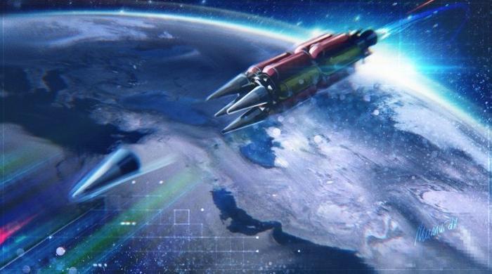 США активно реализуют планы по милитаризации космоса