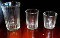 первый советский гранёный стакан