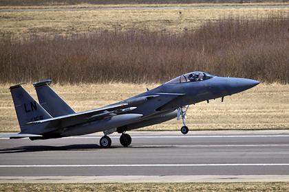 Американские истребитеРи F-15C