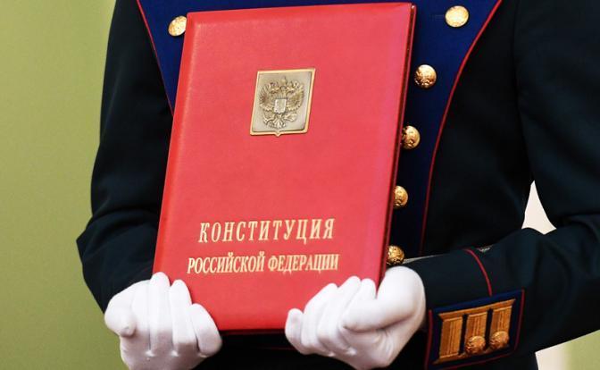 Россиянам готовят пожизненного национального лидера