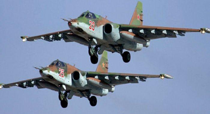 Самый известный советский штурмовик - Су-25. /Фото: structure.mil.ru