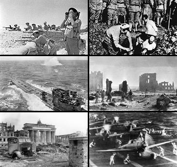 Вторая мировая война — Википедия