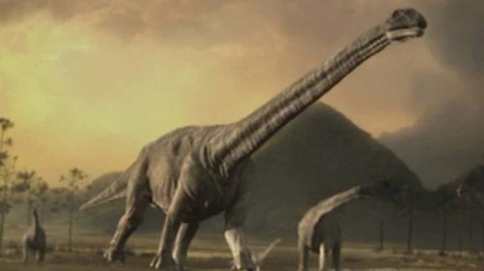 2. Аргентинозавр гигант, животные, планета