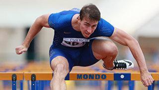 Спортсмен Сергей Шубенков. Архивное фото