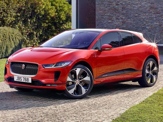 Электрический кроссовер Jaguar I-Pace 2019 / Ягуар I-Pace 2019