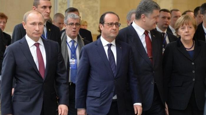 Гаранты и подписанты Минских соглашений