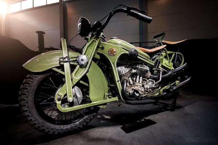 Оказалось, что и у столь передового мотоцикла были свои проблемы. /Фото: vk.com