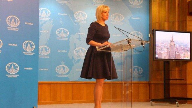 Захарова заявила, что новый глава МИД Великобритании уже показал антироссийский подход