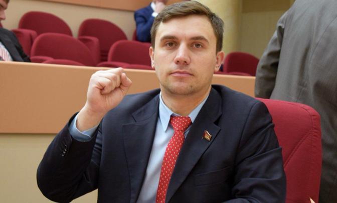 На фото: депутат Саратовской областной думы от партии КПРФ Николай Бондаренко