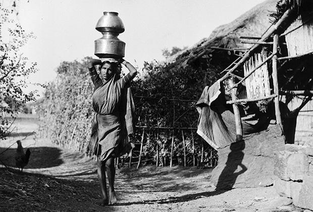 Женщина из неприкасаемых, 1968 год