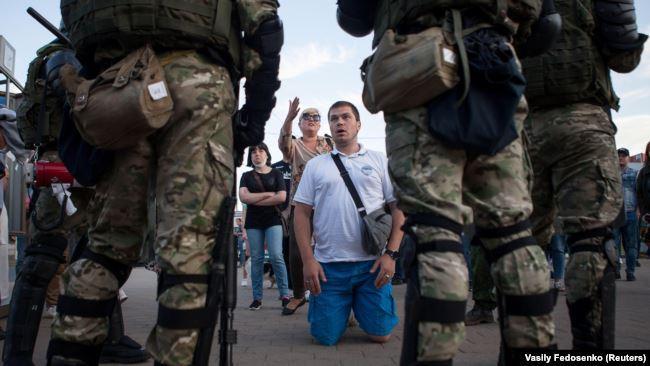 Минск, 11 августа