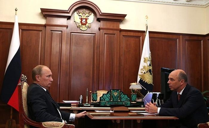 Путин, политически уничтожив Силуанова, подал знак всей либероидной тусовке