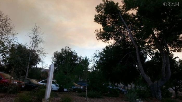 Пожары в Калифорнии из-за столетних ЛЭП развеяли миф о могуществе США.