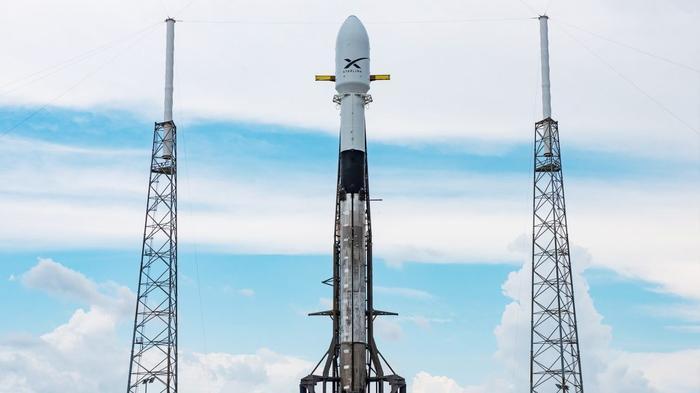 Космическая маршрутка от SpaceX