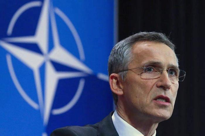 Йенс Столтенберг, генеральный секретарь НАТО. Источник изображения: https://vk.com/denis_siniy