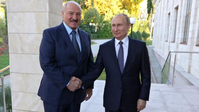 Пресс-секретарь Эйсмонт: Лукашенко назвал прорывом итоги встречи с Путиным