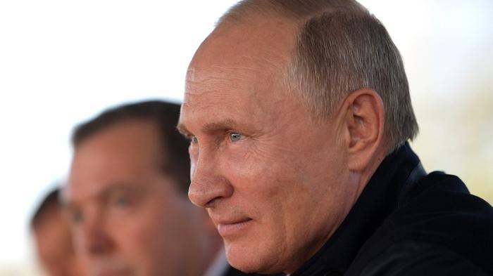 Путин и Ким Чен Ын поздравили друг друга с 70-летием дипломатических отношений