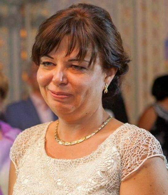 Жанна  Арефьева сестра Ремезкова (фото взято из яндекс картинок)